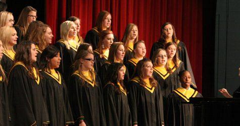 Winter Choir Concert