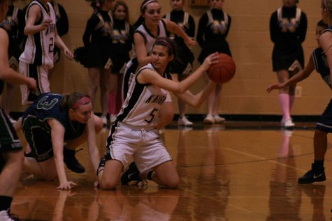 1/7 JV Girls Basketball Pink Ribbon game v. Timberland Photo Gallery