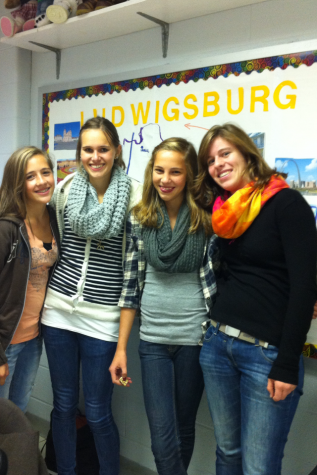 German Exchange Students Living With North Hosts