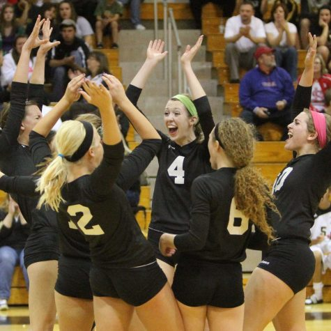 Lady Knights Varsity Volleyball triumph once again