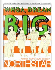 """Woah; Dream Big"" November, 2010"