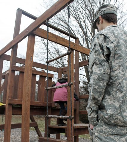 Soldiers return home, struggle with PTSD