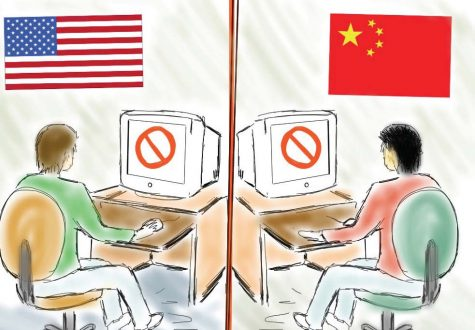 FHSD Censors Just as Much Online as China