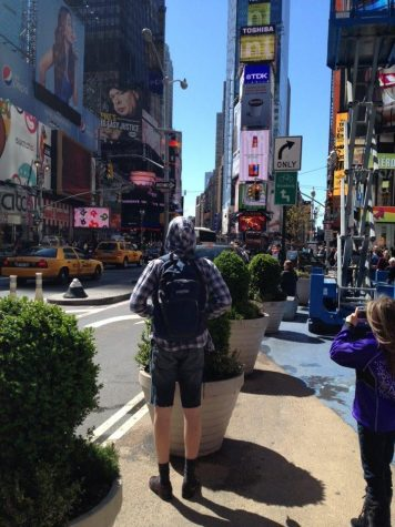 Wood tries to make it big in the Big Apple