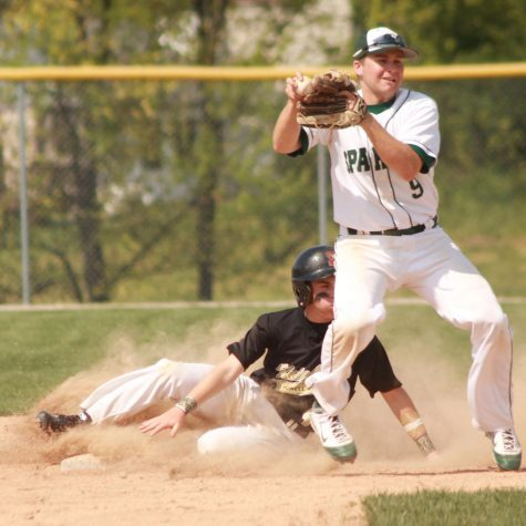 Varsity Baseball vs Glenbrook North [Photo Gallery]