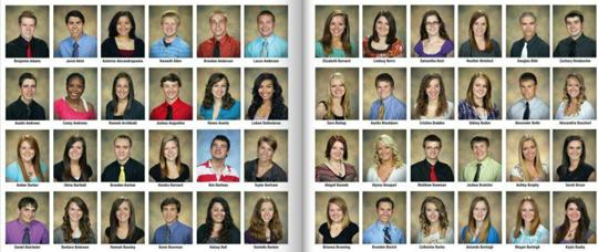 2013 Senior Portraits to be taken for free July 9-13 at FHN