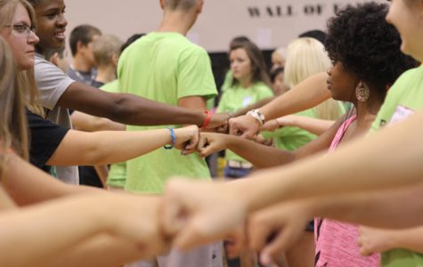 8/6 Freshman Transition Day Photo Gallery