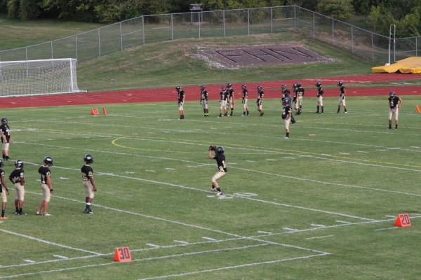 First FHN Football Game of 2012 Season
