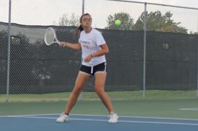 Day Two Girls Tennis GAC Recap