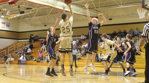 12-10 Boys Freshmen Basketball vs. FZW [Photo Gallery]