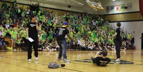 Snowcoming Pep Assembly 2013 [FHNtoday Live]