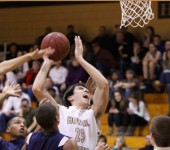 1-18 Varsity Boys Basketball VS Central [Photo Gallery]