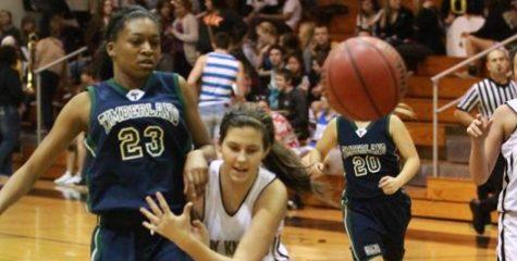 2-5 Girls Varsity Basketball VS Timberland [Photo Gallery]