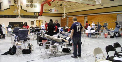 2013 Volunteer Knights Blood Drive