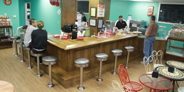 St. Charles Soda Shop Had Old-Fashioned Charm