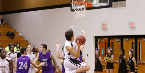 2-1 Varsity Boys Basketball Vs Troy [Photo Gallery]