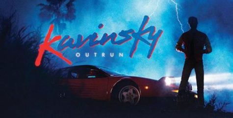 """French Producer Kavinsky Puts Out His Debut Album """"OutRun"""""""