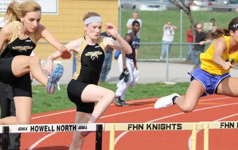 First Track and Field Meet March 19