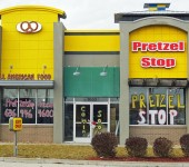 Pretzel Stop Changes Locations