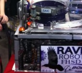 Ravens Robotics Goes to Indiana