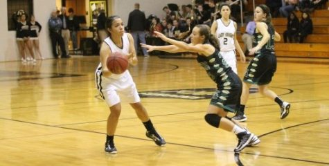Lady's Knights Basketball: Always Working for Next Season