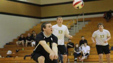 4-2 Varsity Volleyball vs. St. Dominic [Photo Gallery]