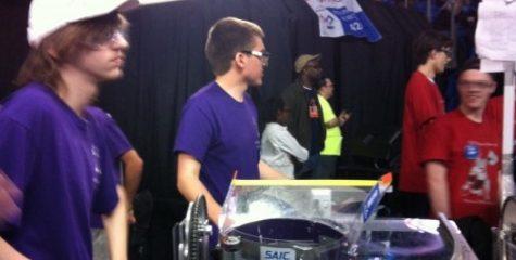 Raven Robotics places 48th at Championships