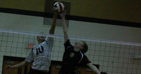 4-17 Varsity Boys Volleyball vs. Fort Zumwalt South [Photo Gallery]