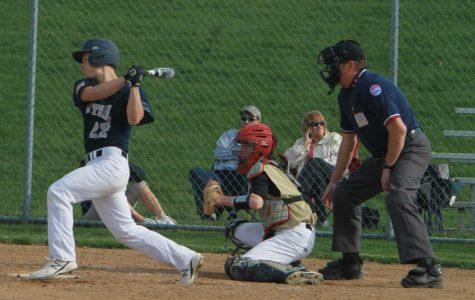 4-22 Freshmen Baseball v. Howell Central [Photo Gallery]