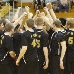 5-7 V Boys Volleyball Vs. Oakville [Photo Gallery]