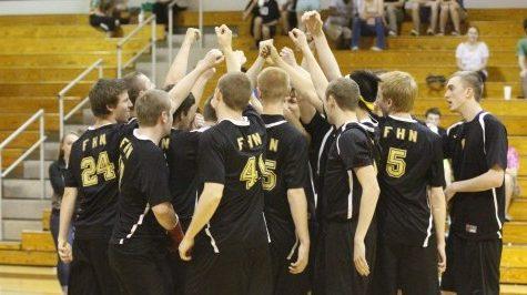 5-7 V Boys Volleyball Vs. Oakville [Photo Gallery]