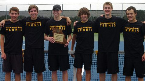 Boys Tennis GAC's Coming April 28 and 29