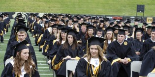 6-2 Graduation Ceremony at Lindenwood University [Photo Gallery]