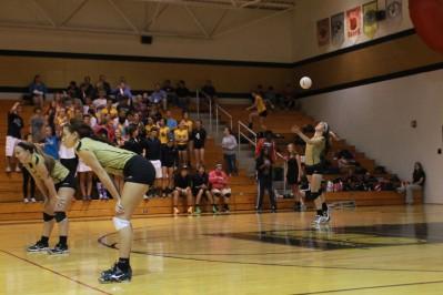 9-17 Varsity Volleyball Vs. FZW [Photo Gallery]