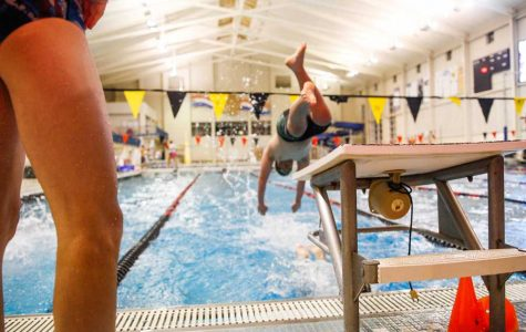 [Photo Gallery] 9-3 Varsity Boys Swimming vs. FZS