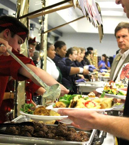 11-11 Iron Chef Competition [Photo Gallery]
