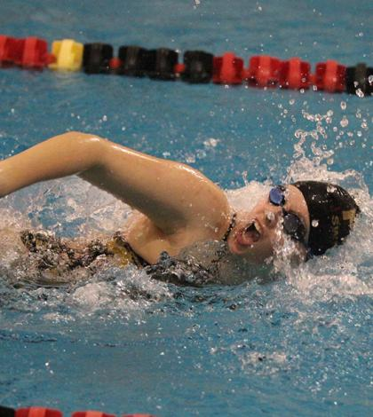 12-16 Girls Swimming Vs. FZW [Photo Gallery]