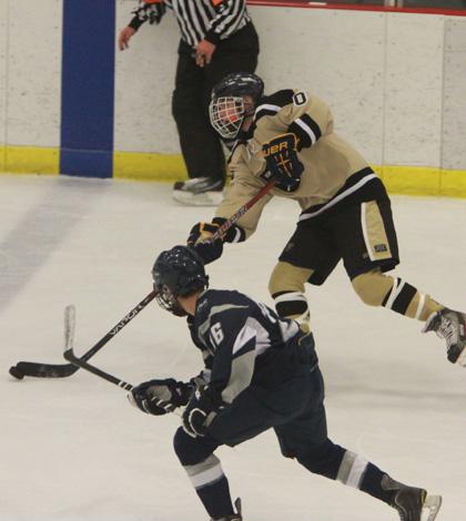 12-9 Varsity Hockey Vs Central [Photo Gallery]
