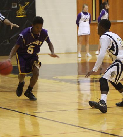 12-9 Freshman Boys Basketball Vs Troy