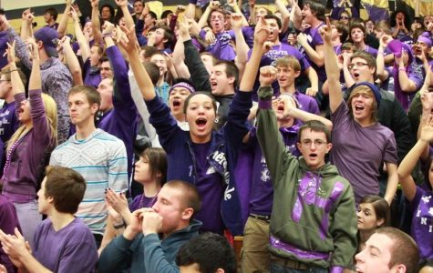 1-30 Snowcoming Pep Assembly [photo gallery]