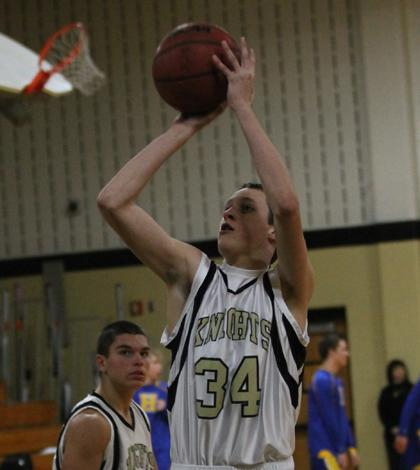 1-22 Fm Boys Basketball Vs. Howell [Photo Gallery]