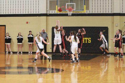 12-17 JV Girls Basketball Vs. FZS [Photo Gallery]