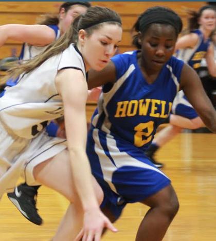 1-22 Fm Girls Basketball Vs. Howell [Photo Gallery]