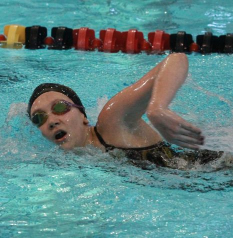 2-11 Girls Swimming GAC's [Photo Gallery]
