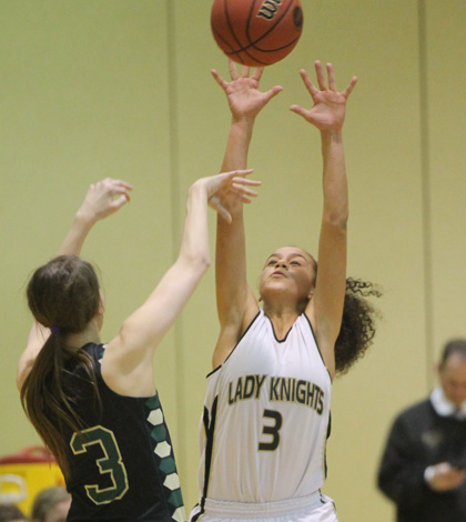 3-6 V Girls Basketball vs. FZE [Photo Gallery]