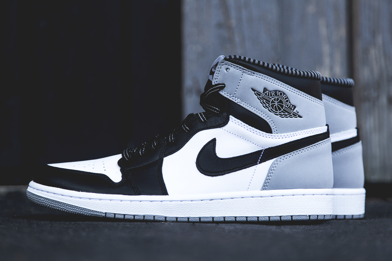 """7196a956039a46 ... 9 Retro """"Anthracite""""  Jake Gyllenhaal in the Air Jordan 1 """"Barons"""""""