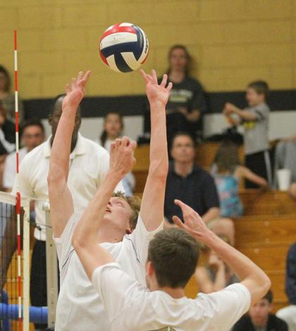 4-24 V Boys Volleyball vs. FHH [Photo Gallery]