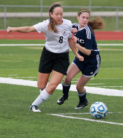 4-10 JV Girls Soccer vs. FHC [Photo Gallery]