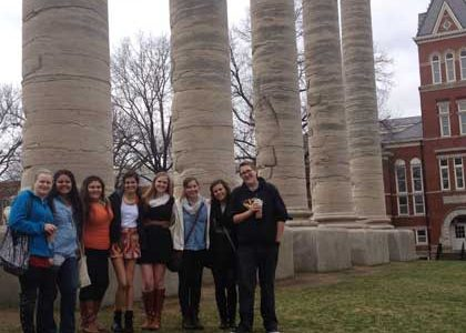 FHN Publications Department Goes to J-Day Conference