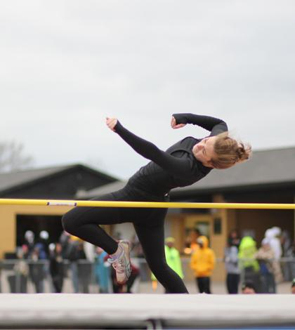 Track Competes at State